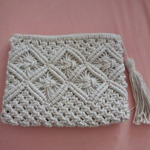 Handbags - Boho cosmetics bag